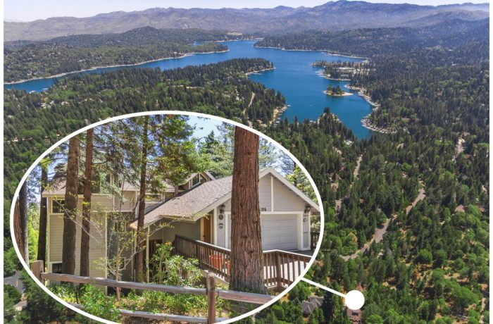 125 Old Toll Rd~Lake Arrowhead