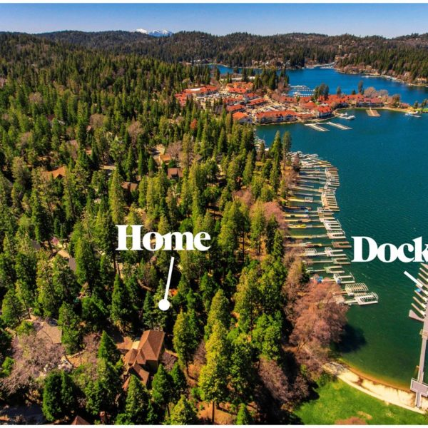 275 Blue Lake Rd.~Lake Arrowhead